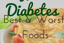 Diabetes / Information about how to live with Diabetes and how to manage it better!