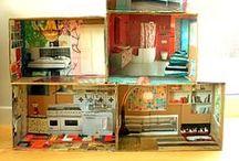 DIY - Dollhouse / by Marjolaine Bourget
