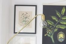 DIY - Lighting / by Marjolaine Bourget