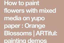 Art - Tutorials / Instructions for various art techniques in various mediums.