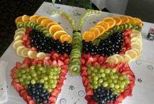 Food- Edible Art