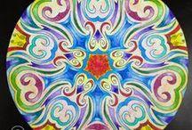 Mandala / Ruhunuzu rahatlatın, hafifleyin!