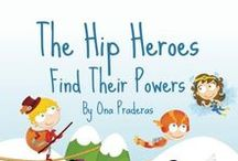 Children's Books / Awesome books for kids. For more useful information subscribe to my newsletter: http://www.onapraderas.com/newsletter/