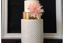 Wedding Cakes / Delicious cake display