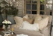Comfy & Relaxing Spaces / by Vintage Finds Scott Antique Show, Atlanta Ga