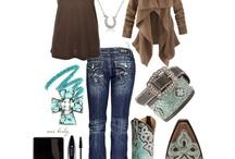 My Style..if I had one Lol! / by Rebecca Hartman