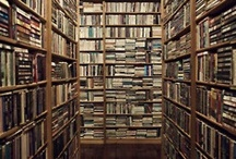 Bookssssss / Books, libraries, book stores, book shelves, literary references, nerdy sayings, book quotes....etc. etc.