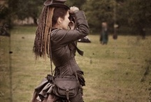 Steampunk fashion / by Anne W