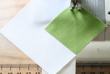 Quilt ideas/tips / by Margaret Miner