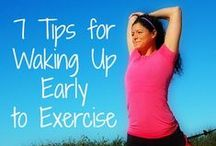 Health, Wellness, & Exercise / Ideas for staying healthy and fit