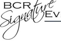 BCR Signature Logos