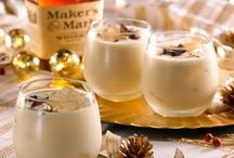 #MakeItMerry / Make your holidays warm, comforting, and infused with Maker's Mark.
