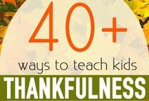 Thanksgiving / Thanksgiving ideas, recipes and desserts, decorations, crafts and activities.