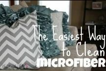 Cleaning Hacks / Living on a budget sometimes calls for extreme measures. Making your own cleaners can be a significant step in the right direction. I've tried these recipes and they work!