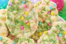 Easter / Easter ideas, DIY, decorations, crafts, food, desserts and treats.