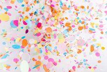 PARTY / wedding, birthday etc. decoration etc.