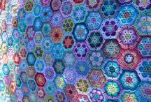 crochet blanket / by Anne W