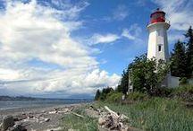 Quadra Island / Here are a few photos I took on a recent trip to Quadra Island, British Columbia, Canada.
