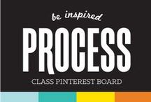 CLASS: Process / Curated by Catherine Davis / by BigPicture Classes