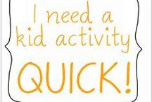 crafts & activities {for kids}