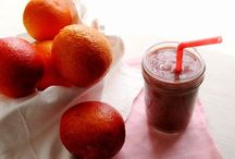 Juice and Smoothies / Fruit based drinks - a blender or juicer is all that is required.