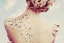 Tattoo + / love it / by Rosane Zimmermann