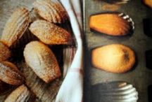 Madeleines  / Shall shaped. Not sure why...