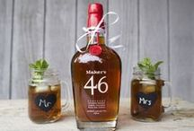 A Bourbon Inspired Wedding / Keep the good times and bourbon flowing on your big day!