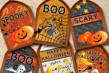 Halloween Inspirations / Great things for a spooky fun Halloween - home, arts, party, whatever your heart desires...