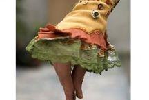 Art Doll Clothes Ideas