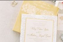 Lace Wedding Invitations / Lace Wedding Invitations / by Gourmet Invitations