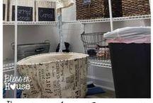 Organized Pantry / Organized pantry, pantry organization, DIY pantry, de-clutter my pantry