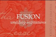 FUSION WEDDING INVITATIONS / A collection of Indian fusion wedding invitations. indian wedding invitations, indian wedding invitation, indian fusion invitations, indian and chinese invitations, indian invitations, indian invitation, ganesh invitations, wedding invitations with ganesh, ganesh wedding invitations, indian and american wedding invitations, elephant wedding invitations, invitations for fusion weddings, invitation for fusion wedding