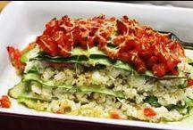 Receitas Light / Receitinhas lindas e incríveis para manter a forma comendo bem!