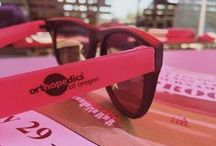 Sunglasses / Add classic cool to your event or campaign with custom sunglasses! Retro, sporty or funky options achieve just the right look!
