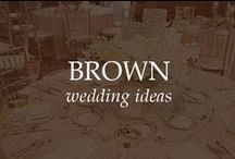 BROWN WEDDING INVITATIONS / Wedding invitations with brown as the primary color. Brown invitations made with leather, fur, felt or cardstock. brown wedding invitation, brown invitations, brown invitation, chocolate brown wedding invitations, chocolate brown invitation, brown wedding decor, brown wedding stationery, brown wedding reception, brown weddings, chocolate wedding invitations, brown custom designed invitations, brown custom wedding invitations