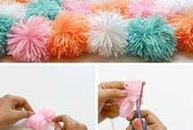 DIY and Crafts / Creative fun things to make for your artistic life.