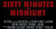 60 MINUTES TO MIDNIGHT (Action-Thriller) / I'm Jack Darcy in 60 MINUTES TO MIDNIGHT, the new action thriller from @Slate10Pictures. Directed by Neil MacKay. Screenplay by Terry McDonald. -- 'On New Years Eve 1999, a construction worker (Robert Nolan) finds himself starring on a game show that kills it's contestants.'