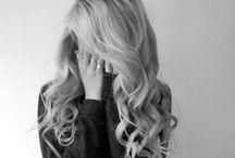 Hair / by Hallie McMullen