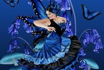 My Fairy Artwork / Artwork by me!  Visit my webpage: www.alisonspokes.ca
