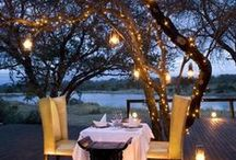 outdoor spaces / by McKayla Glasser