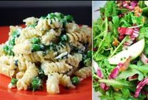 Meatless Menu: Dinner / Meatless Monday dinner inspiration from across the web. / by Meatless Monday