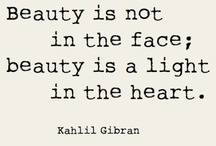 Natural Beauty / See true beauty... / by Jean Mayo