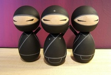 All Things Kokeshi Dolls / Just the sweetest... / by Jean Mayo