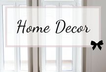 Home Decor / I LOVE tips and hacks on how to keep my home organized. It brings sanity!!!
