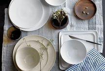 Kitchenware + Dinnerware / by Cassie Poe