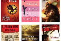 books / by Melissa Ann