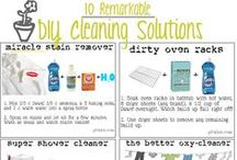 Tips - Cleaning / by Jamilyn
