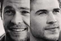 Chris & Liam - the Aussie Brothers / Amazing handsome brothers. :) / by Jean Mayo