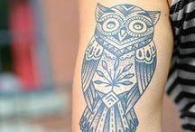 Tattoos / Secret obsession ... shhhh, it is a secret.